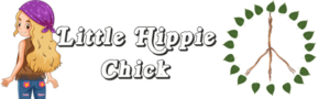 Little Hippie Chick CBD Logo