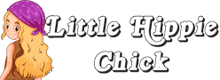 Little Hippie Chick Logo
