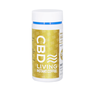 CBD Living Golden Milk Coffee