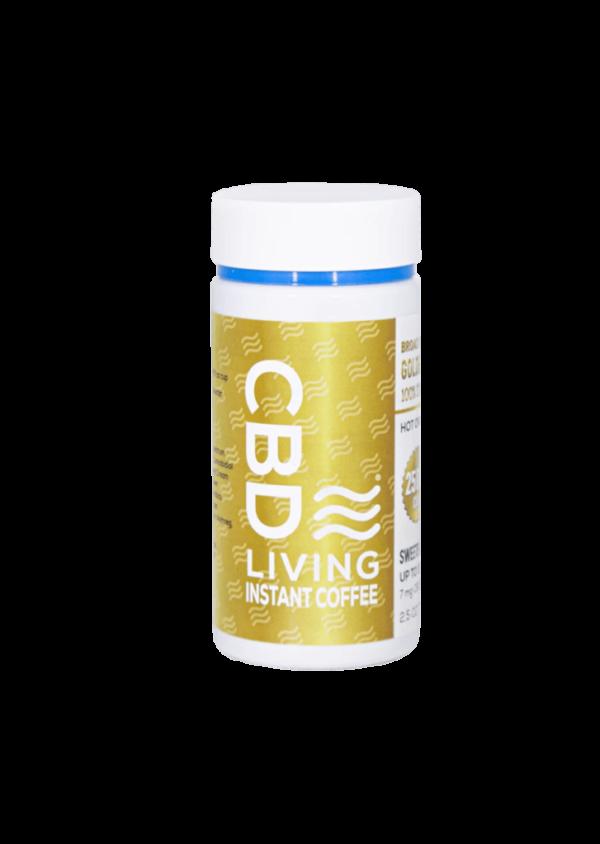 CBD Living Golden Milk Coffee