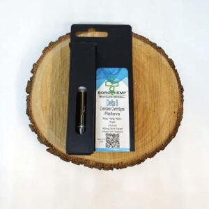 Relieve Delta8 Vape Cartridge