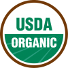 USDA Certified Organic seal.